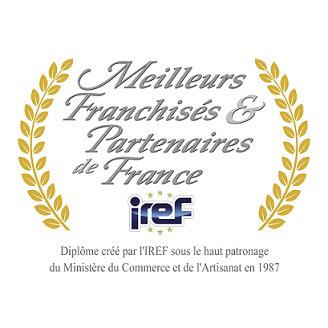 Logo meilleur franchisé Dal'Alu