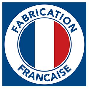 Certification que les gouttières alu et produits proposés par A2'G sont de fabrication française.